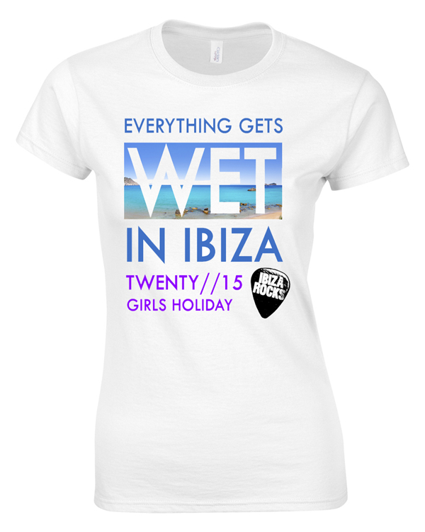 4b1ffb9c Wet. from £12. Baywatch | Hen Party | Group T-Shirts