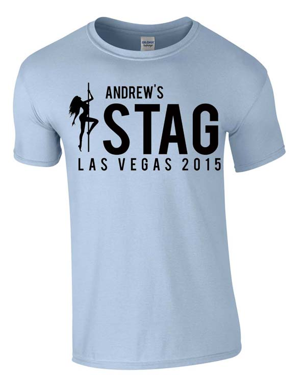 Stag Do T-Shirts | Group T-Shirts